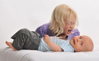 Los Celos ¿Qué pasa cuando nace un hermano?